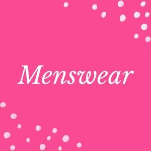 Other - Menswear!